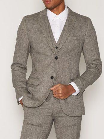 Birdseye Suit Jacket